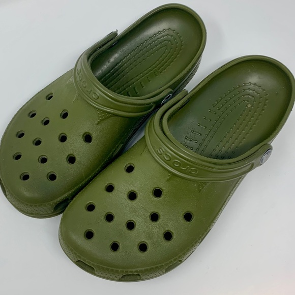 47d5fb5c2db CROCS Shoes - Crocs Classic style in Avocado Green